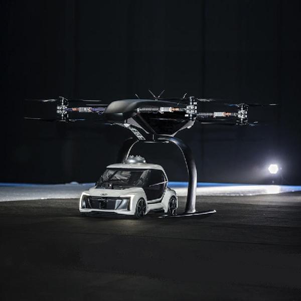 Volkswagen Berambisi Bangun Mobil Terbang