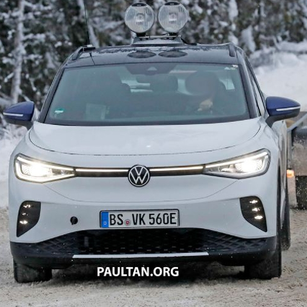 Volkswagen Berencana Luncurkan Mobil Listrik ID4 GTX dan ID5 Tahun Ini