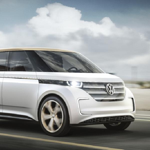 Volkswagen Budd-e Pengopersianya Dengan Sentuhan Tangan dan Sensor Gerak