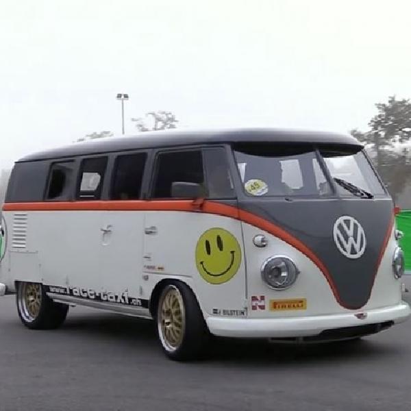 Volkswagen Combi Ini Diklaim Miliki Tenaga Setara dengan Supercar
