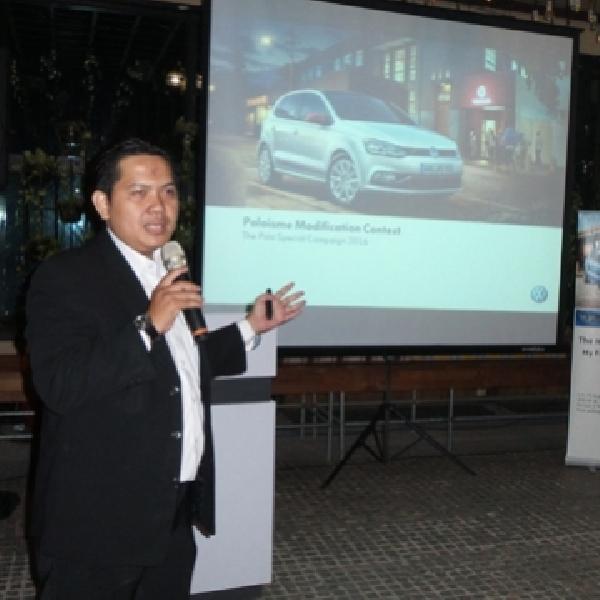 Volkswagen Gelar Kompetisi Modifikasi Polo