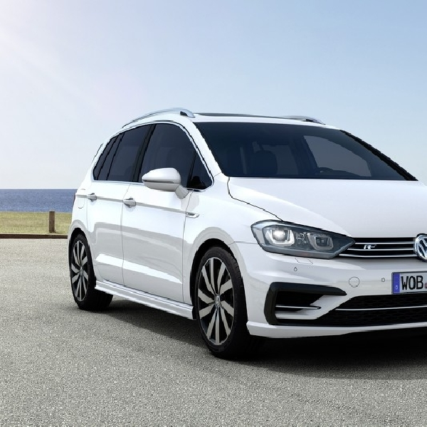 Volkswagen Golf Sportsvan R-Line Sudah Bisa Dipesan
