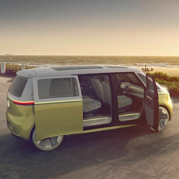 VW Bangun Kombi Baru, AWD dan Otonom untuk Pasar 2020