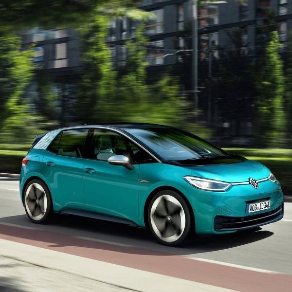 Mobil Listrik Dengan Bobot Ringan Ternyata Boros Energi?