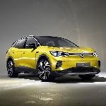 """Volkswagen Luncurkan Crossover Listrik ID4 """"Terbaik di Kelasnya"""""""
