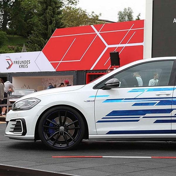 Volkswagen Kenalkan Golf GTE Dengan Tenaga 268 HP