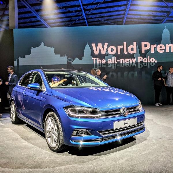 Volkswagen Polo 2017 Mulai Diproduksi Juli 2017