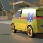 Volkswagen Siapkan ID Buzz Khusus Ambulans Otonom Untuk 2025?