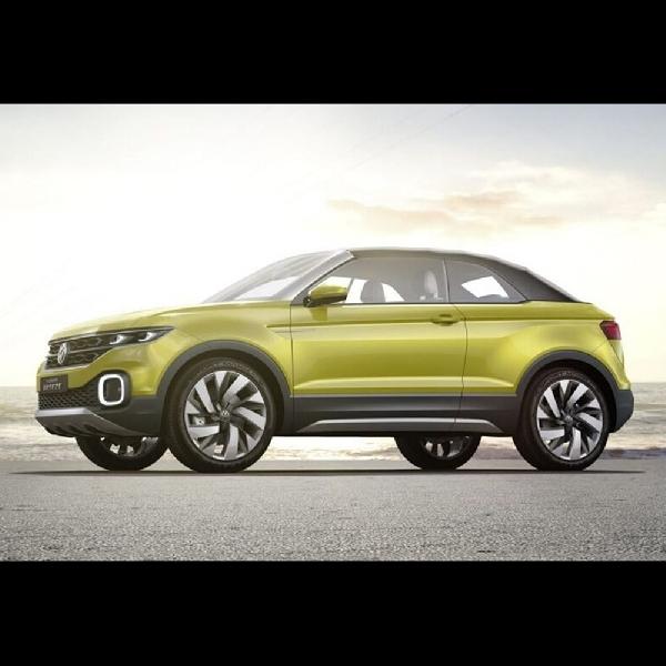 Volkswagen Siap Hadirkan SUV Kompak T-Cross di 2018