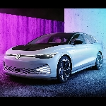 VW ID Space Vizzion Perkenalkan Elektrik Wagon 355 hp