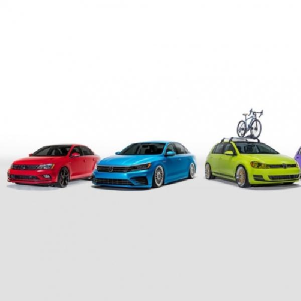 Volkswagen Luncurkan 5 Kendaraan Modifikasi