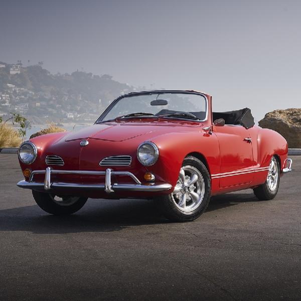 65 Tahun VW Karman Ghia: Happy Birthday, Mobil Kumbang yang Anggun