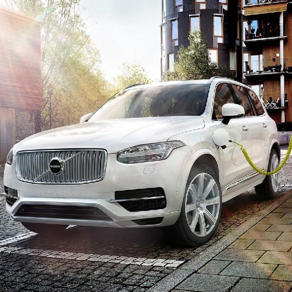 All-Electric Volvo akan diproduksi di Cina