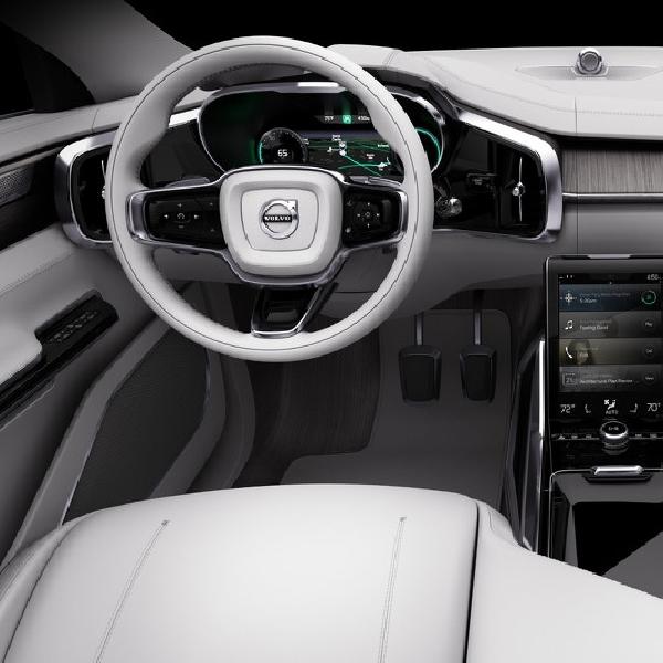 Volvo Manjakan Penumpang Didalam Kabin