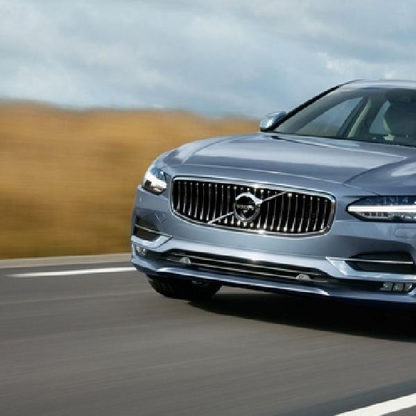 Volvo Pede Kenalkan Sedan Premium Untuk Asapi Mobil Jerman