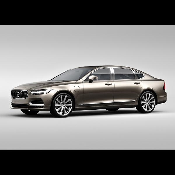 Volvo Hubungkan Cina dan Eropa