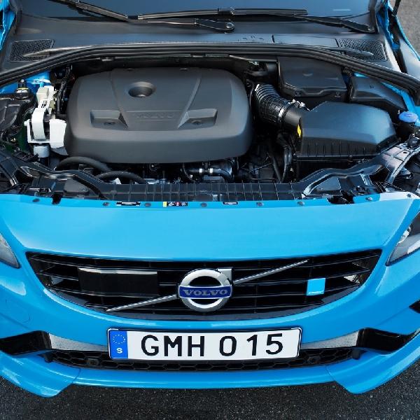 Volvo Rencanakan Mobil Elektrik untuk Sirkuit