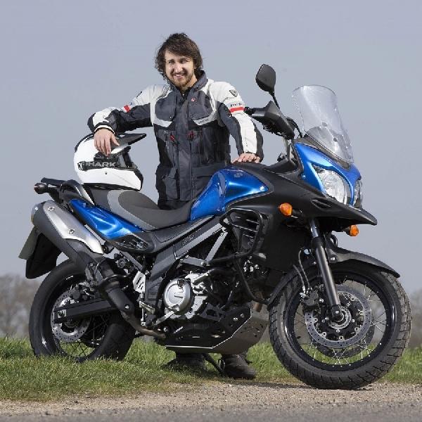Suzuki Akan Luncurkan Model Adventure Penantang BMW 310 GS