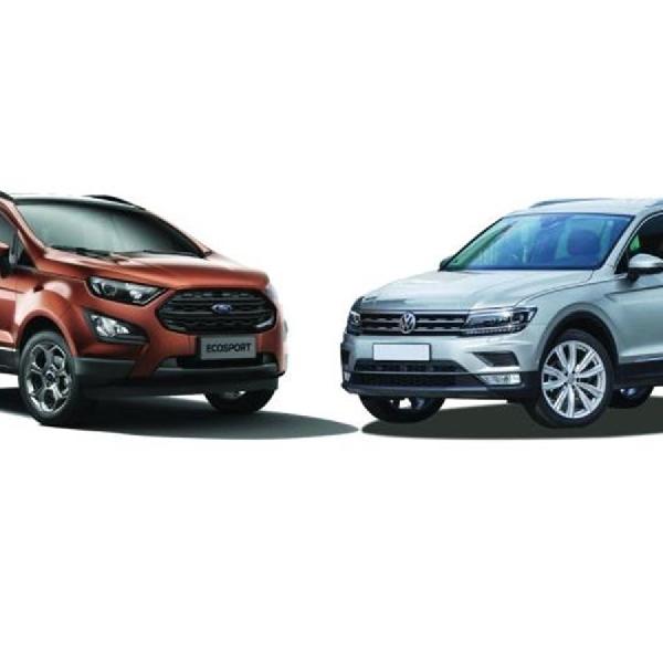 VW dan Ford Jalin Kerjasama dalam Memproduksi Kendaraan Komersial
