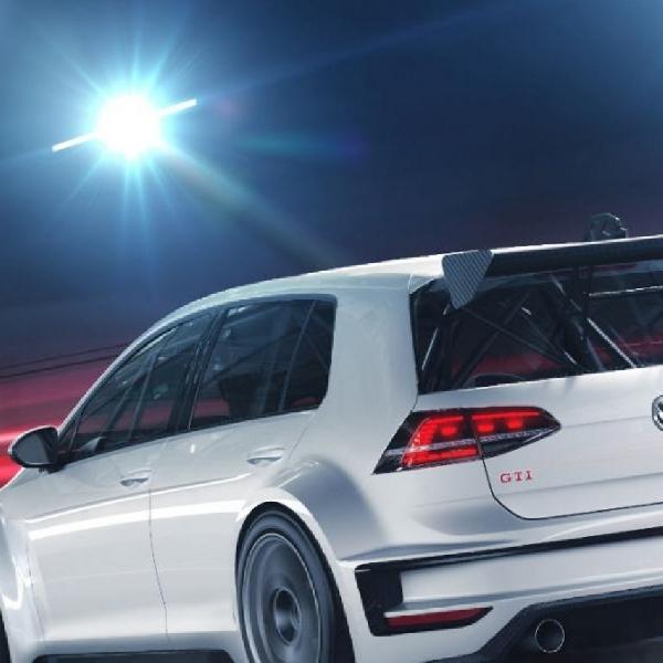Volkswagen Golf GTI TCR Spesial Semburkan Tenaga Mesin 330 Hp