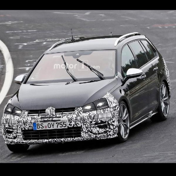 Facelift VW Golf R, Siap Dijual diwaktu Dekat