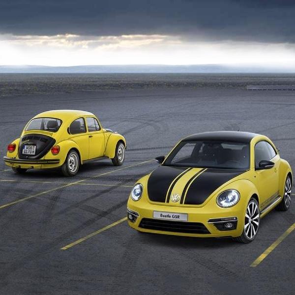 Volkswagen Beetle GSR, si Hitam-Kuning nan Klasik