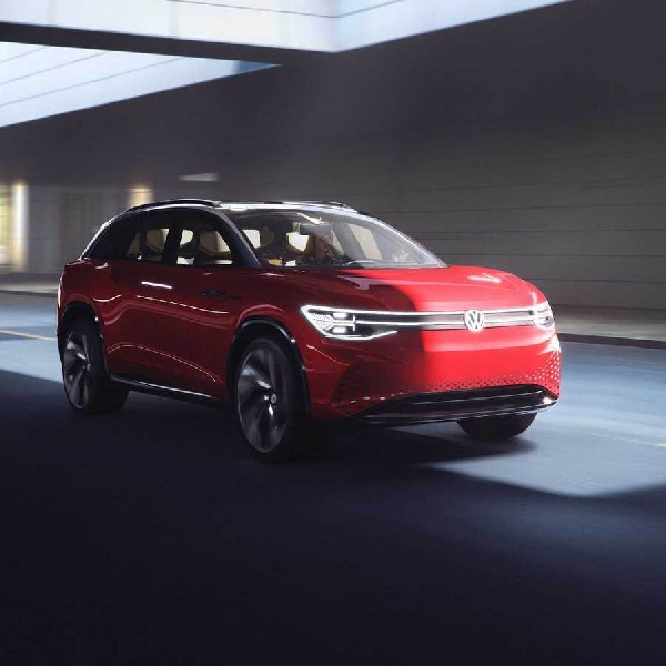 VW ID Roomzz Electric SUV Segera Tiba di China