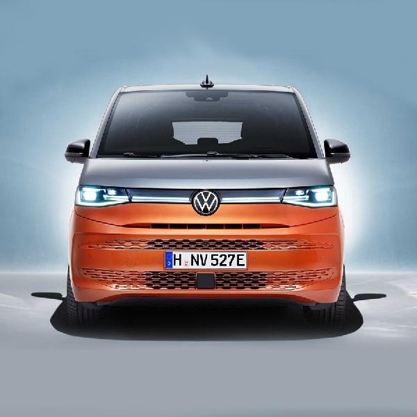 VW Multivan T7 2022 Debut, Adopsi Teknologi dan Tenaga Hybrid