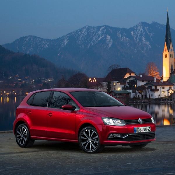 All-New Polo Dipersiapkan untuk Frankfurt Motor Show