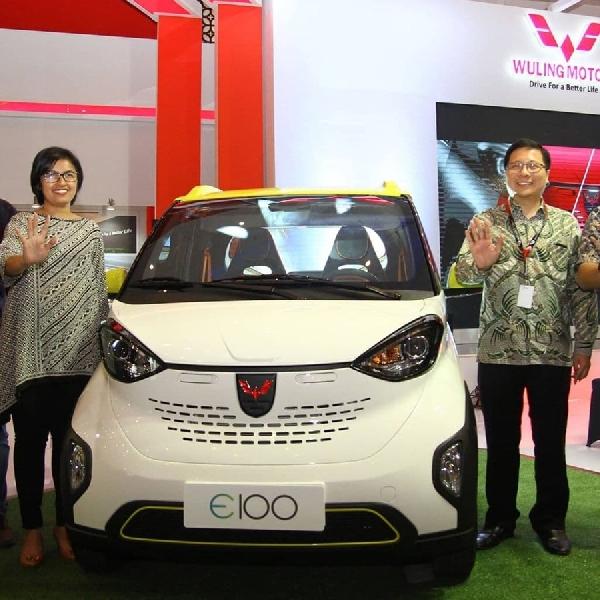 Wuling Motors hadir di GIIAS Surabaya Auto Show 2018