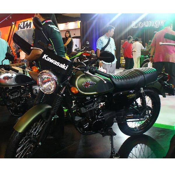 Motor Ini Jadi Bintangnya Kawasaki di IIMS 2018