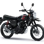 Kawasaki W175 TR Meluncur di Indonesia