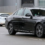 Mercedes-Benz E-Class Sudah Bersiap untuk Meremajakan Diri
