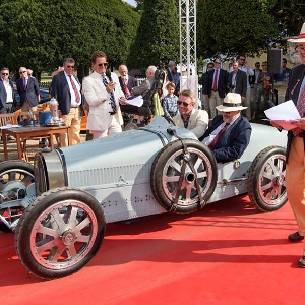 Concours of Elegance Menangkan Penghargaan Event Mobil Klasik Terbaik