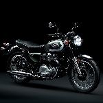 Kawasaki New W800 Tampil Lebih Berkarakter