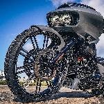 Wajah Baru Harley-Davidson CVO Road Glide Greywhaler