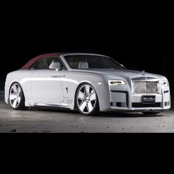 Wald Vermak Rolls Royce Dawn Jadi Lebih Gahar