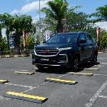 Halo Wuling Sambangi Kota Makassar