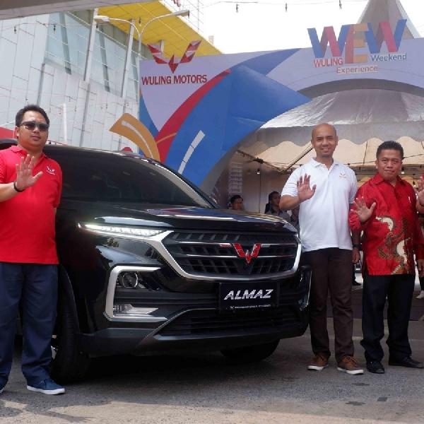 Wuling Experience Weekend Sapa Sumatera Selatan