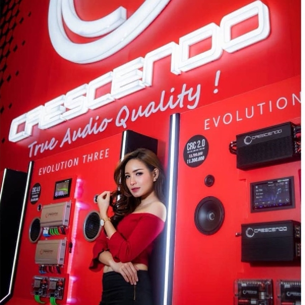 Yuk Intip Mobil Demo milik Audio Plus