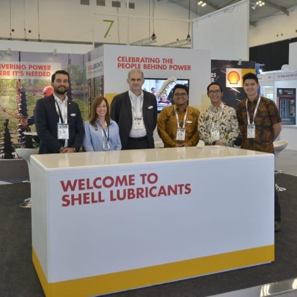 Shell Berpartisipasi Dalam Acara Power-Gen Asia