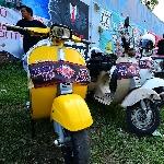 Ribuan Pengunjung Bakal Ramaikan Indonesian Scooter Festival  Tahun Ketiga