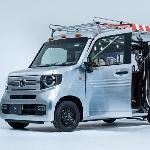 Unik, Honda Pamerkan Mobil Modifikasi di Virtual Auto Salon 2021