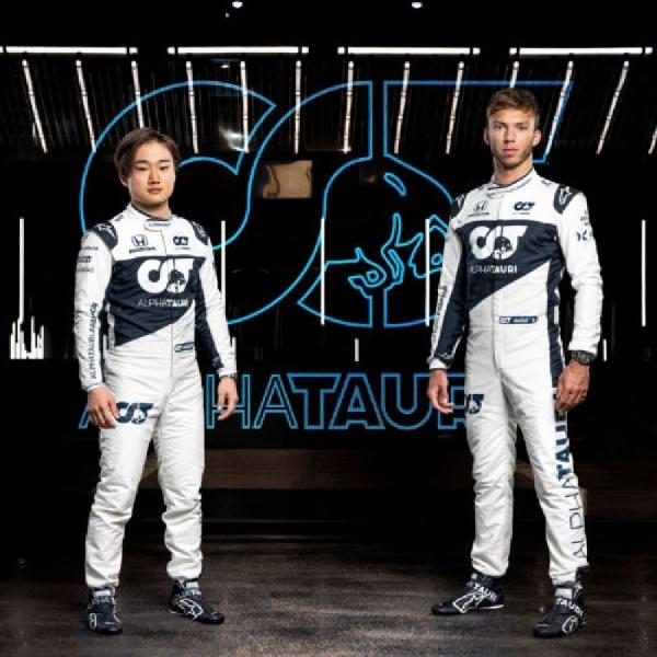 F1: Scuderia AlphaTauri Luncurkan Mobil Terbaru