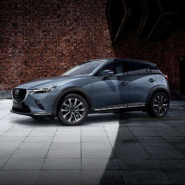 Kini Mazda CX-3 Punya Mesin 1.5L