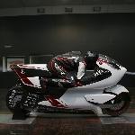 Rob White : Bersiaplah Menjadi Saksi Motor WMC250EV Tercepat di Dunia 402  kpj