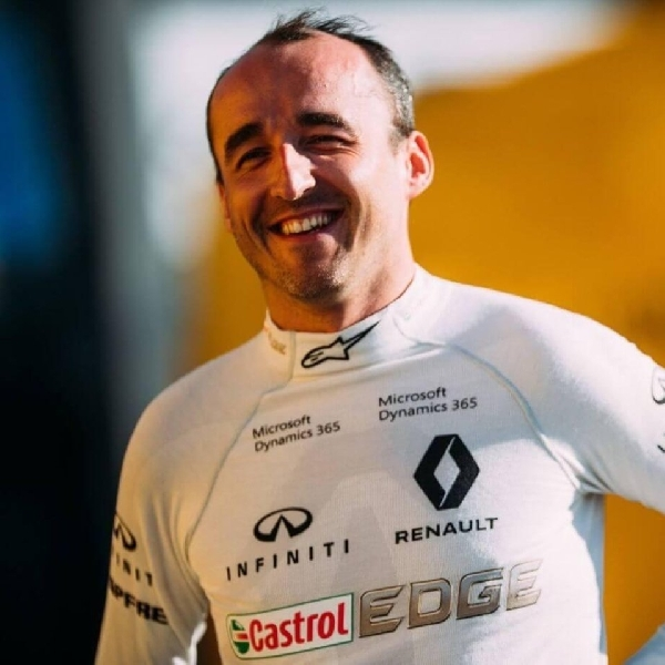 F1: Kubica Jadi Kandidat Kuat Pilihan Williams