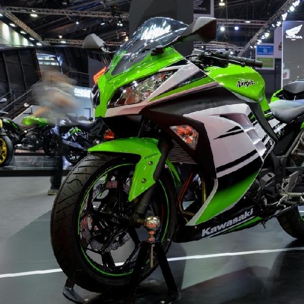 Tahun 2016, Kawasaki Ninja 250 Kembali Bersolek