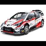 WRC: Toyota Luncurkan Yaris WRC 2018