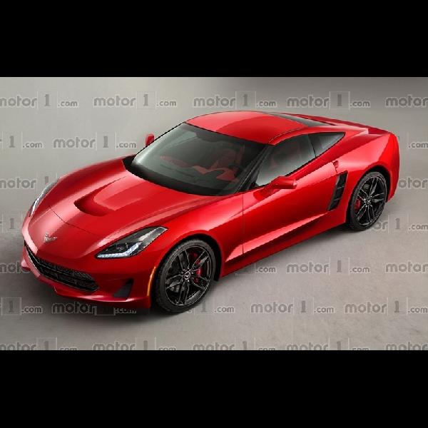 Rumor Teka-Teki Kelahiran Chevy Corvette Akan Hadir di NAIAS 2018